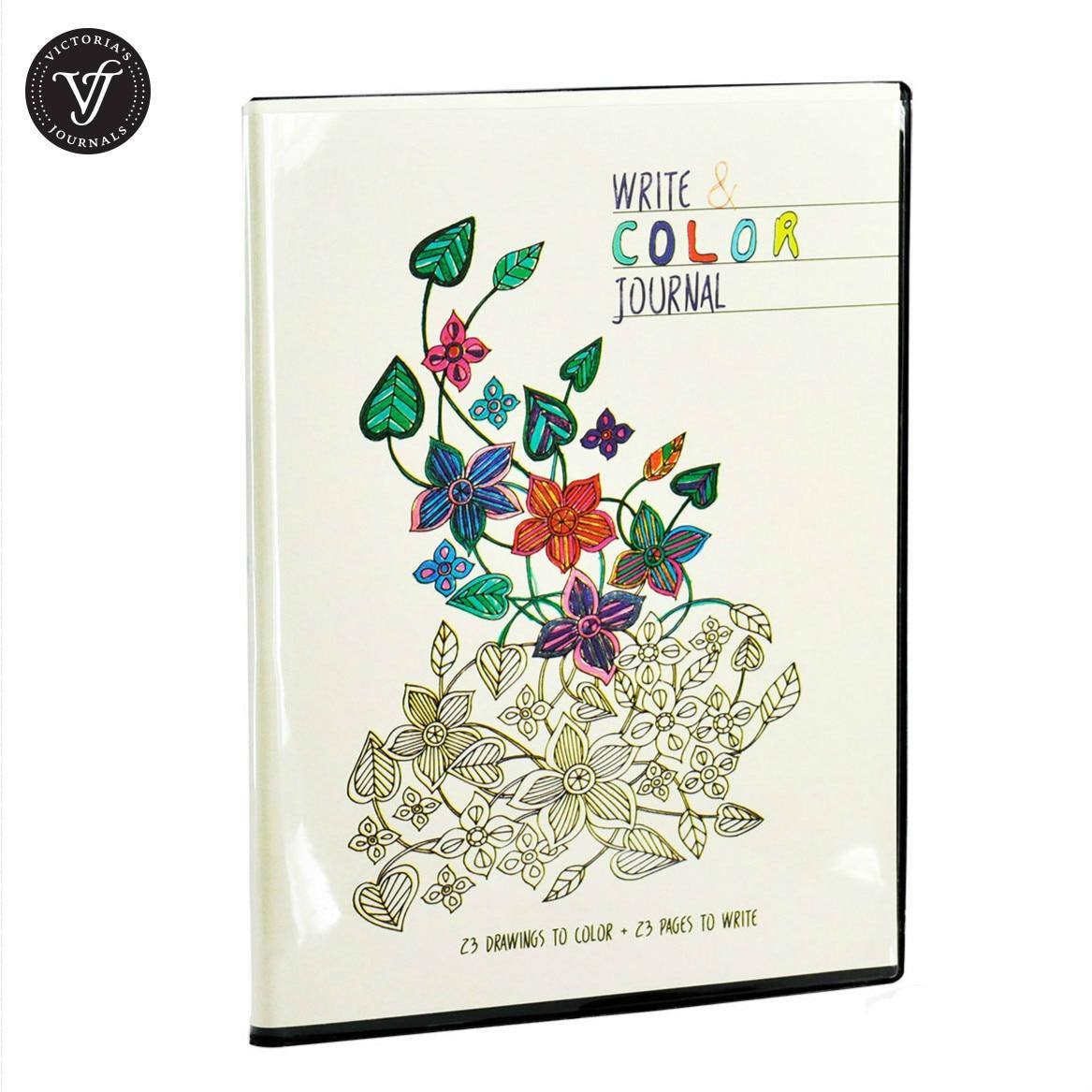ᗗVictoria de revistas mandala libro para colorear cuaderno - a521