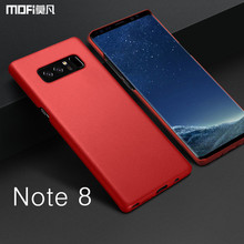 Note 8 case for samsung galaxy  note 8 case note8 cover PC hard back case rose gold blue black capa coque for SM-N950F