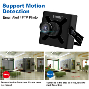 Image 3 - Full HD 720P 960P 1080P 25fps Mini IP Camera With PoE Security HD CCTV Network Camera 3.6mm Support Phone Android View P2P