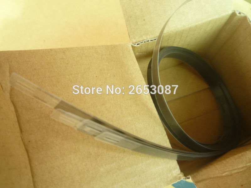 original new encoder strip garting strip for EPSON T1100 T1110 ME 1100 L1300 L1800 CR SCALE CR strip in Printer Parts from Computer Office