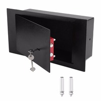 Heavy Duty Safe box Anti thief Hidden Security Box Office Home money cash safety box For Wall Floor Board Concealed Storage box