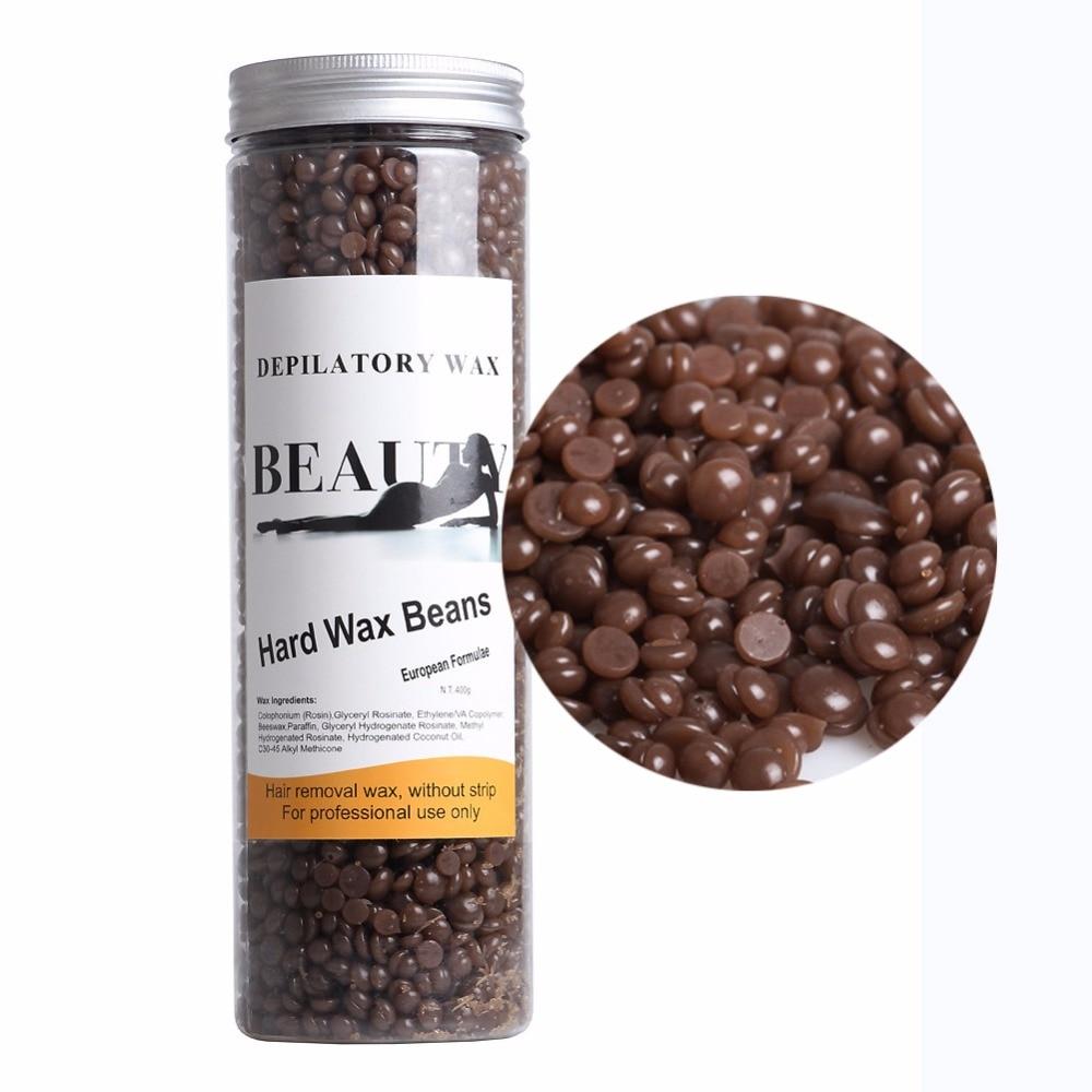 new depilatory wax pellet hot film hard wax beans for men hair removal no strip hard wax beads. Black Bedroom Furniture Sets. Home Design Ideas