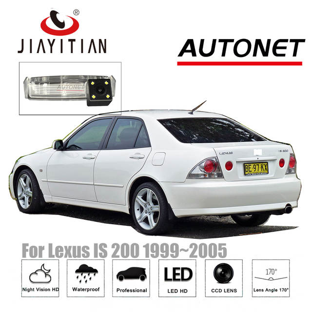 Placeholder JIAYITIAN Rear Camera For Toyota Altezza Gita 0305 Lexus IS200 992005