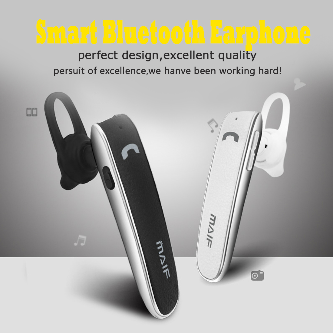 Marsnaska M3 Wireless Bluetooth Headset Stereo Bluetooth 4.0 Headphone Music Headphone Voice Prompt For iPhone Android fineblue f v2 bluetooth stereo headset bt4 0 voice prompt wireless music earphone earpiece cable with clip for oppo for iphone