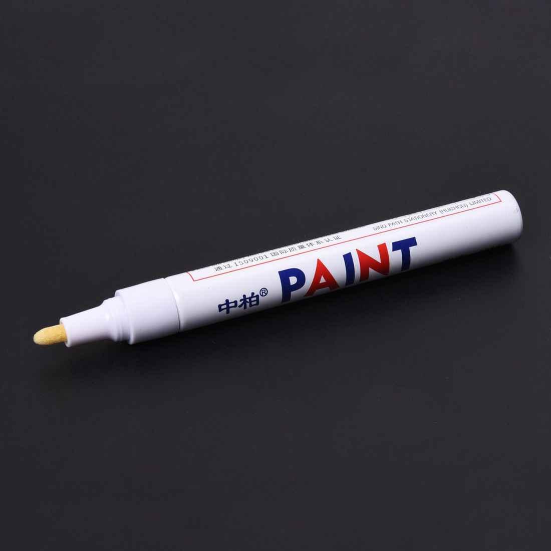 Sipa SP-110 Permanente marker pen Vilt schilderen geregistreerde auto motorfiets band merk