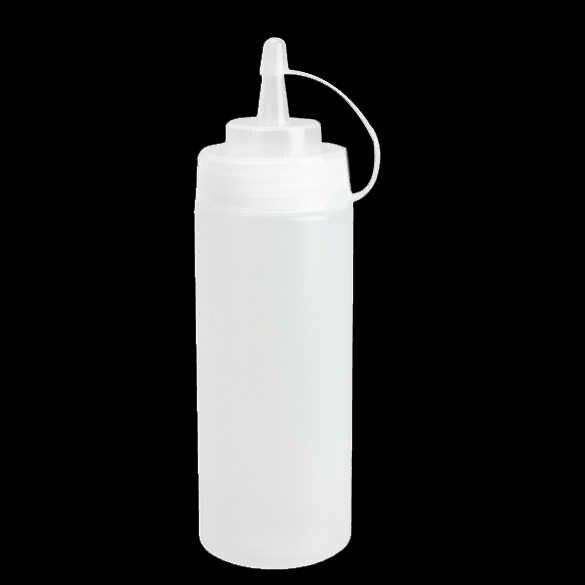 8 オンスキッチンスクイズボトルプラスチック調味料ディスペンサー醤油酢オイル含有ボトルケチャップホルダー薬味キッチンアクセサリー