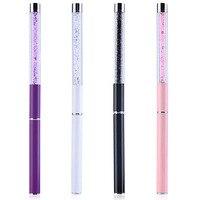 rhinestone pen Manicure Brush Pen Nail Art Gel Brush Drawing Tool brush for gel nail gel brush crystal