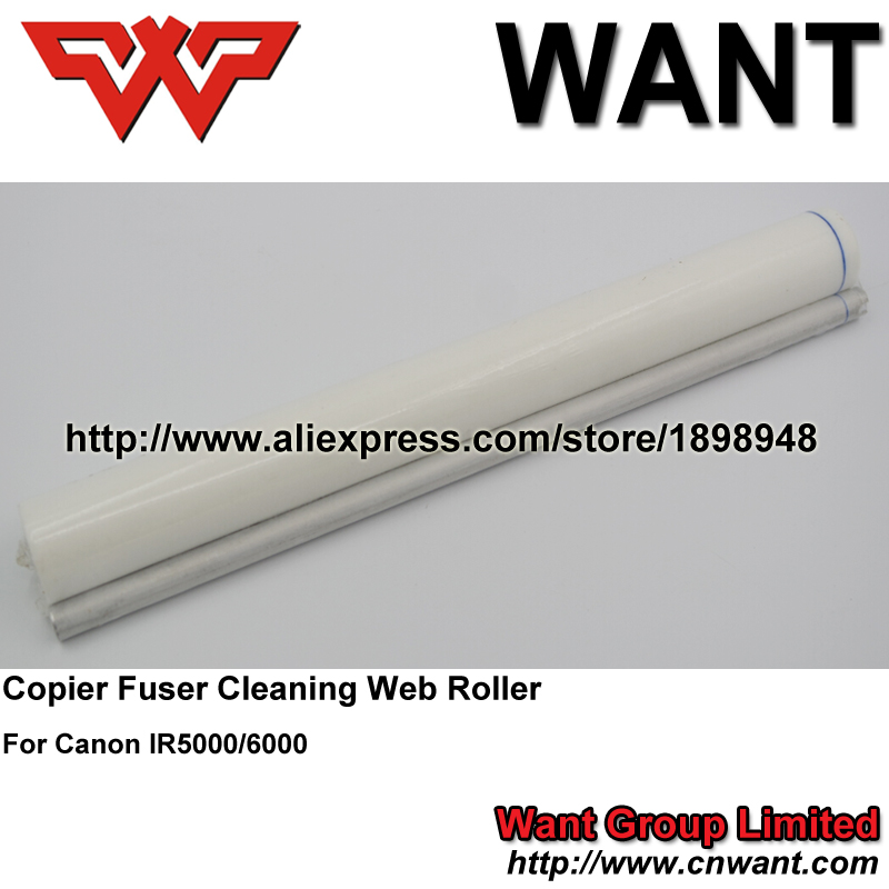 US $30 0 |IR5055 IR5065 IR5075 fuser cleaning web roller FY1 1157 000  FY11157000 for canon IR5055/5065/5075copier parts-in Printer Parts from  Computer