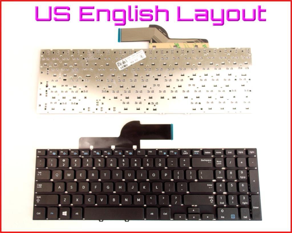 New Keyboard US English Version for Samsung 270E5U 270E5J 275e5e 270e5e 275E5V 270E5V Laptop Without Frame