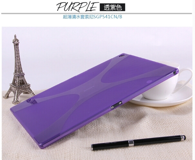 Nuevo Luxury Silicone X Line Soft Silicone Rubber TPU Gel Skin Shell - Accesorios para tablets - foto 5