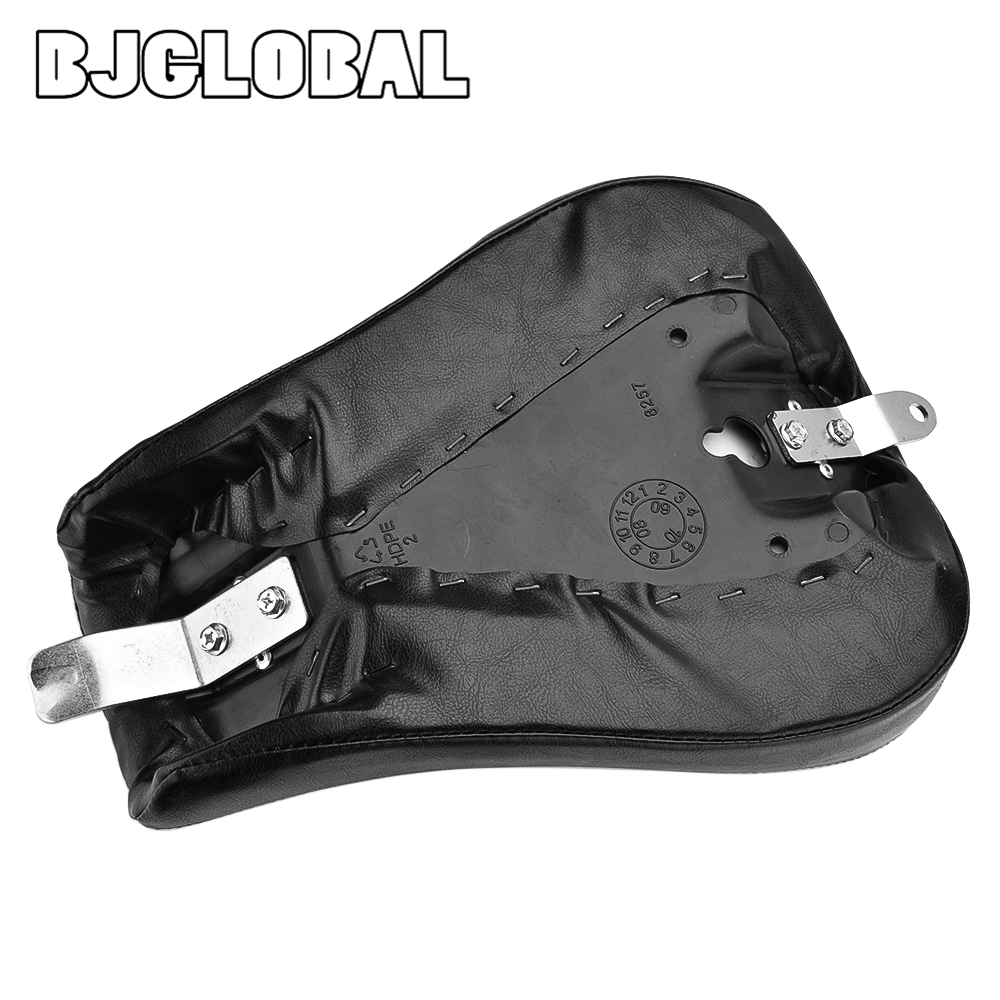 BJGLOBAL Front Driver Solo Seat Cushion Pad For Harley Sportster XL 1200 883 Forty Eight XL1200X Seventy Two XL1200V in Seats Benches from Automobiles Motorcycles