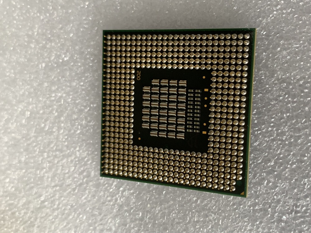 <font><b>T5850</b></font> 2 Duo CPU 2M Cache, 2.16GHz, 677MHz FSB laptop best chips best quality <font><b>T5850</b></font> image
