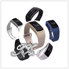 A09 Bluetooth 4.0 смарт-браслет сердечного ритма Мониторы браслет IP67 Водонепроницаемый спортивные группы Фитнес Tracker часы для iOS и Android