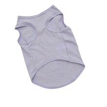 Cotton Dog Rule Vest Clothes