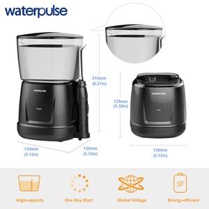 Image 4 - Waterpulse V700P With 8pcs Jet Tips 1000ml Capacity Water Dental Oral Flosser Oral Irrigator Traveler Floss Portable Flosser