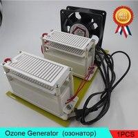 O3 генератора озона 20 г (20000 мг) ароматических очиститель воздуха 220 В стерилизующие машины O3 генератора озона