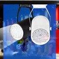 Modern AC85V-265V aluminium LED track rail spot light 10W 220V 110V lamp White/Warm White1000LM  for store/shopping mall/indoor