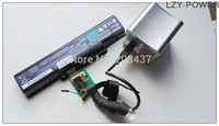 External Laptop Notebook Battery Dis Charger Discharging Load 2 Universal Connecting Wires Connectors