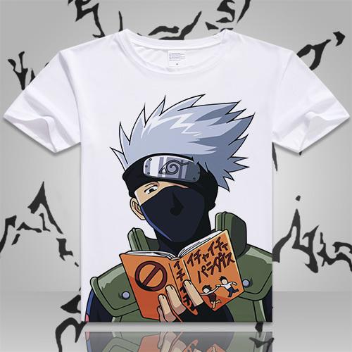 Naruto New Japanese Uchiha Sasuke T-shirt
