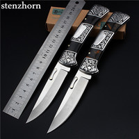2017 New Outdoor Folding Knife Self Defense Wilderness Survival With High Hardness Knife Knife Knife Wild