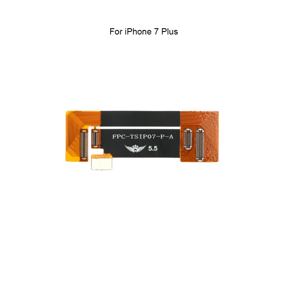 YeeSite LCD Display Touch Screen Extension Tester Extend Test Flex Cable For IPhone X 8 8P 7 7Plus 4 4S 5 5C 5S Digitizer Tester