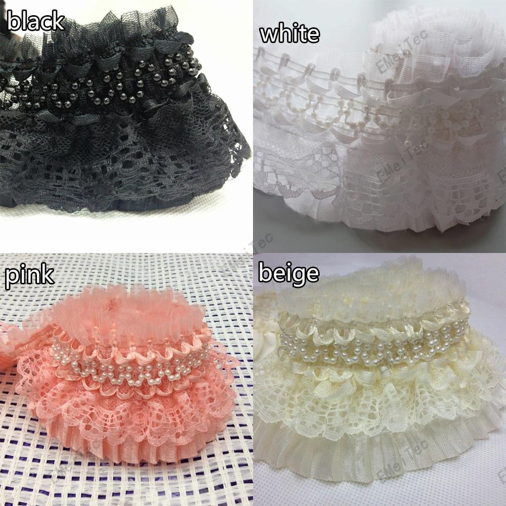 Decorative Fabric Trim Online Buy Wholesale Ruffle Fabric Trim From China Ruffle Fabric