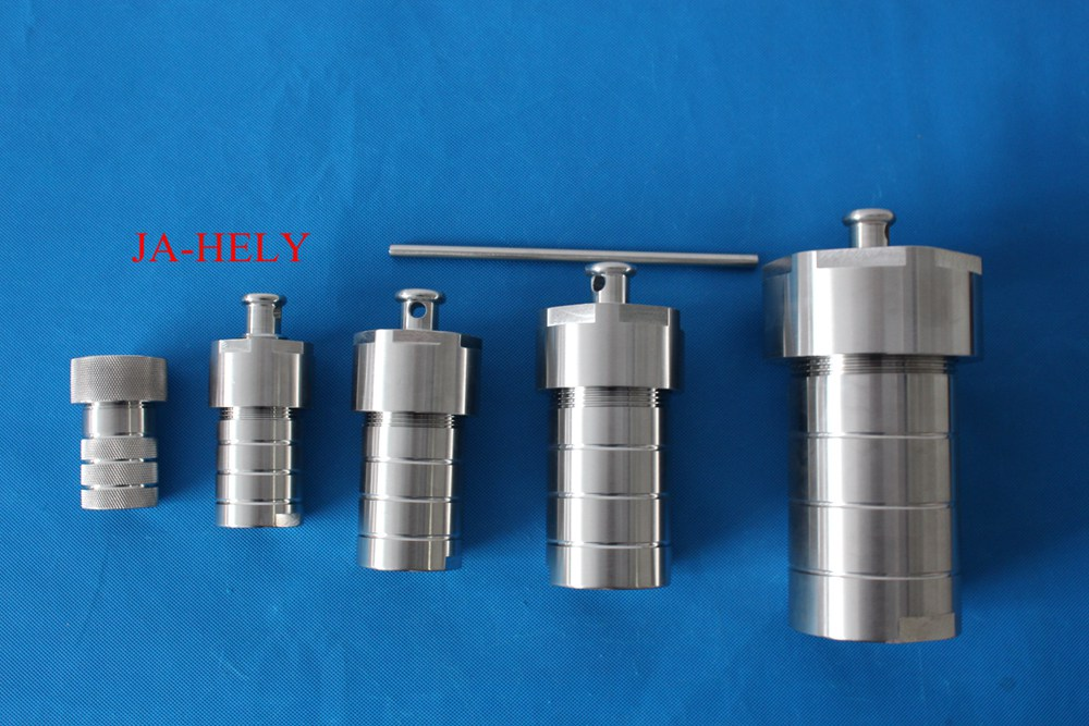 Stainless Steel Autoclave Hydrothermal Reactor For Hydrothermal Synthesis With PTFE Lining