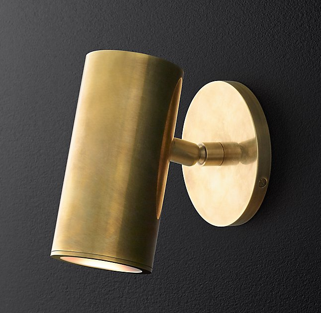 American Bronze wall lamp modern simple personality style Nordic living room bedroom corridor brass wall lamp american village wall lamp nordic bronze glass bird living room bedroom bedside lamp