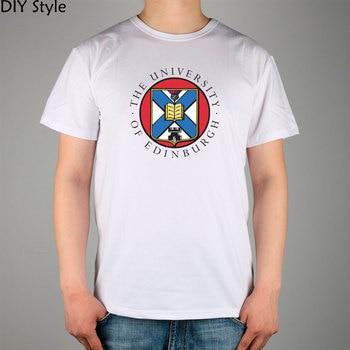 Camiseta de manga corta para hombre de la Universidad británica de Inglaterra