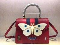 WW05286 Hot sale 100% Genuine Leather Luxury Handbags Women Bags Designer Crossbody Bags For Women Famous Brand Runway