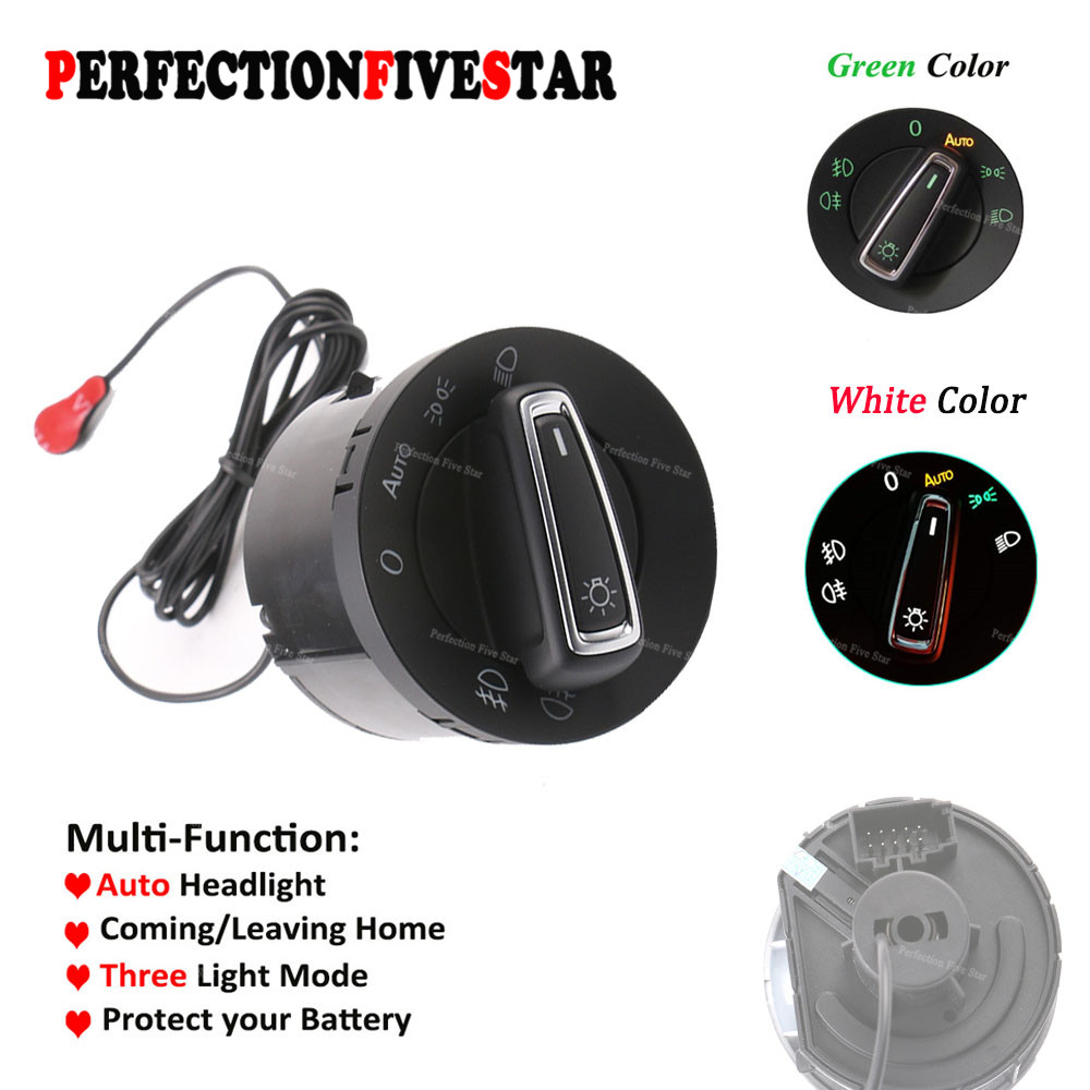 coming leaving home auto headlight switch light sensor. Black Bedroom Furniture Sets. Home Design Ideas