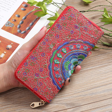 BISI GORO/Винтаж Desigual для женщин сумка Длинный кошелек Сумочка Высокое ёмкость Модные женские держатель для карт дамы сумки для девочек ремесла