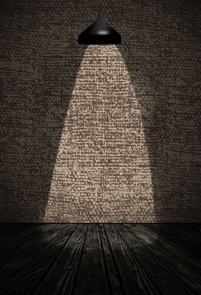Laeacco Grunge Lamp Wall Wooden Floor Photo Backgrounds Vinyl Digital Customized Photography Backdrops For Photo Studio