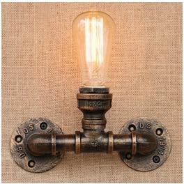 Cheap loft wall lamp