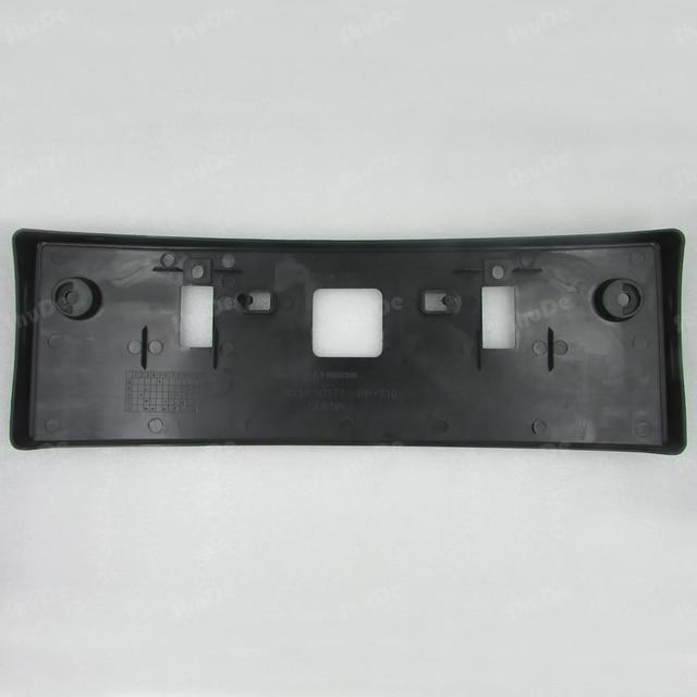 for Mazda 3 M3 06-09 models  the  license plate frame license plate bracket   underpinning the license plate frame bottom
