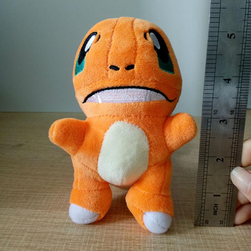 2 pokemon toys charmander