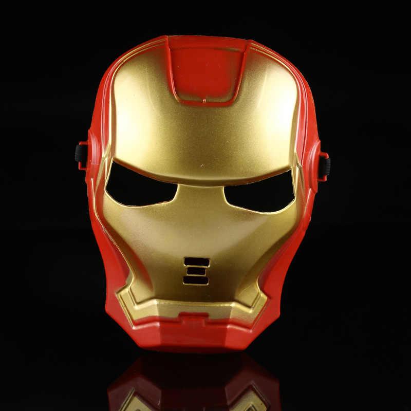 Tidak Ada Fungsi Darth Vader Mask Avengers Hulk Iron Man Spiderman Batman Masker Figure Toy Cosplay Halloween
