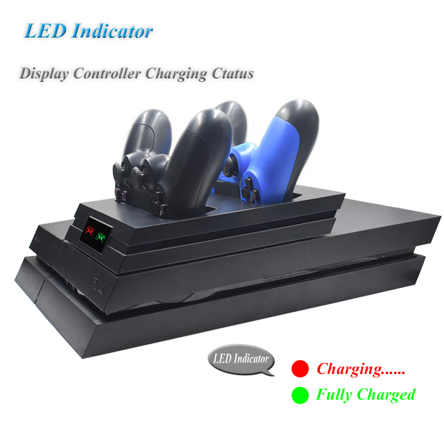 PS4 Dual Shock Charging Station