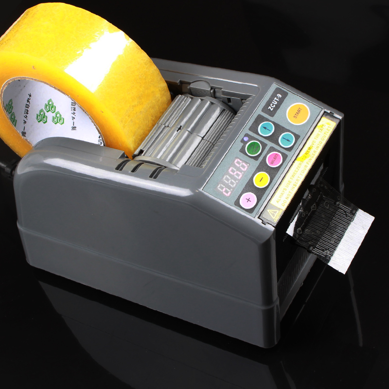 Precision ZCUT-9 efficient microcomputer intelligent automatic tape dispenser film tape cutting machine Клейкая лента