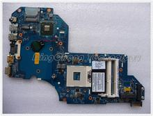 45 days Warranty For hp M6 M6-1000 698395-001 laptop Motherboard LA-8713P for intel cpu with integrated graphics card