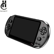 Game-Console Support Dual-Joystick Free-Games Handheld 1000 8GB Preloaded Tv-Out Newest