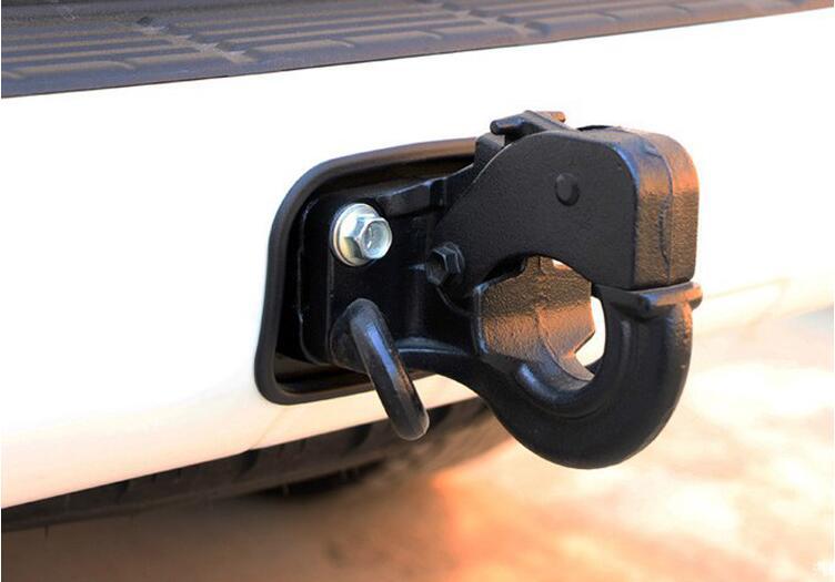 Тягово шар сцепного устройства приемник откидной руль шариковое крепление Pin сцепного устройства для Land Cruiser LC200 FJ200 2008 2015