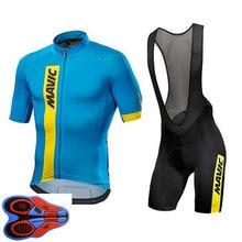 2019 Summer Mavic Pro Cycling Jersey Set Short Sleeve Bike Bicycle Clothing  Roupa ropa Ciclismo Cycle 6b695fb38