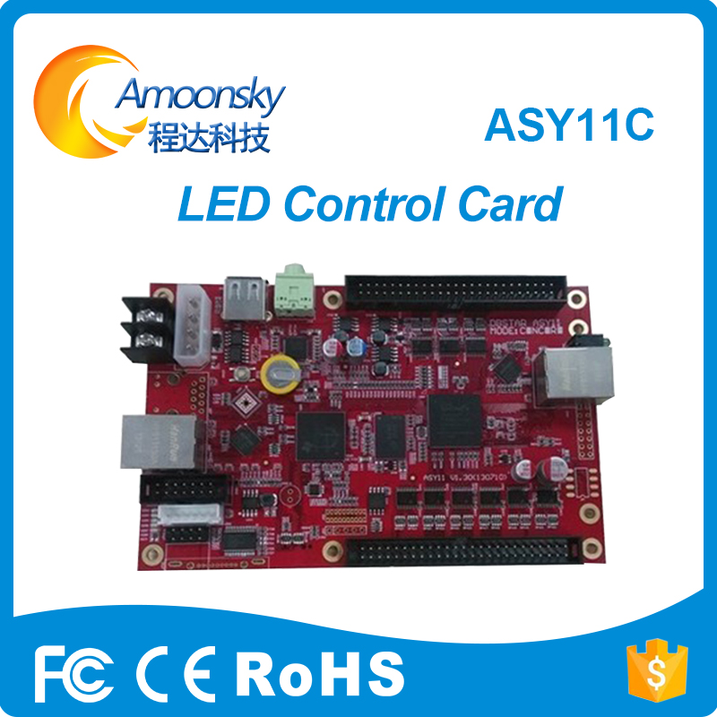 DBS-ASY11C Led Control Card Led Video Wall Screen Controller Replace ASY09C