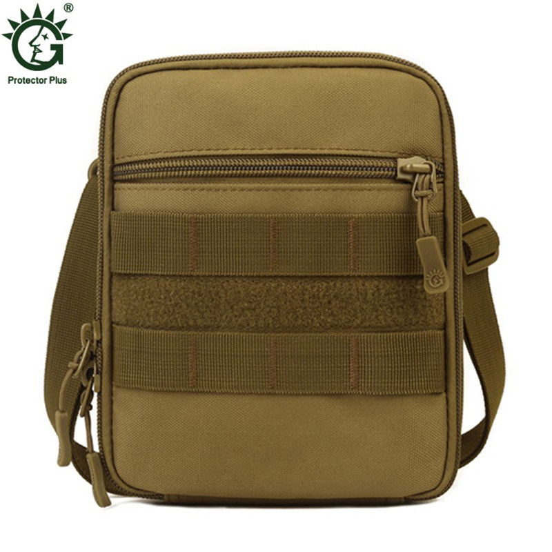 New Quality Military Wallet Pocket Men Organizer EDC Army MOLLE Waist Packs 6 Inch Phone Pouch Bag Nylon Fanny Travel Belt Bags