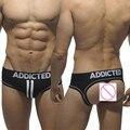 Ропа интерьер хомбре calzoncillos marcas танга хомбре мужская Jockstrap стринги г строки популярный бренд сексуальное нижнее белье мужчины-геи