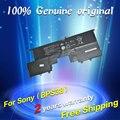 JIGU Бесплатная доставка VGP-BPS38 BPS38 Оригинальный Аккумулятор Для ноутбука SONY vaio Pro 13 Pro 11 SVP13 серии 7.5 В 4740 МАЧ