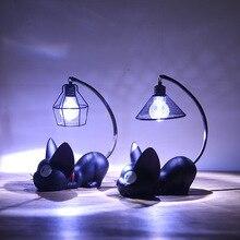Cat Night Light Decoration