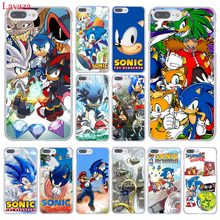 Lavaza Sonic the Hedgehog Serie Harte Telefon Fall für iPhone XR XS X 11 Pro Max 10 7 8 6 6S 5 5S SE 4S 4 Abdeckung(China)