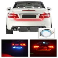 OKEEN For Truck Car Tailgate Light Bar 12V 335LED 72SMD Red Blue Led Tailgate Light Strobe